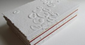Embossed Softcover Books
